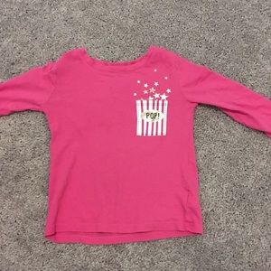 Gap Girls Long Sleeve Tee